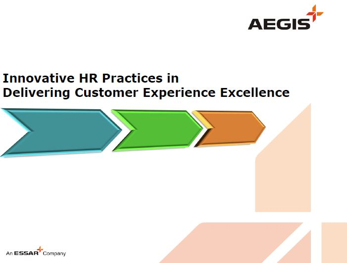 Innovative HR Practices in Delivering Customer Experience Excellence