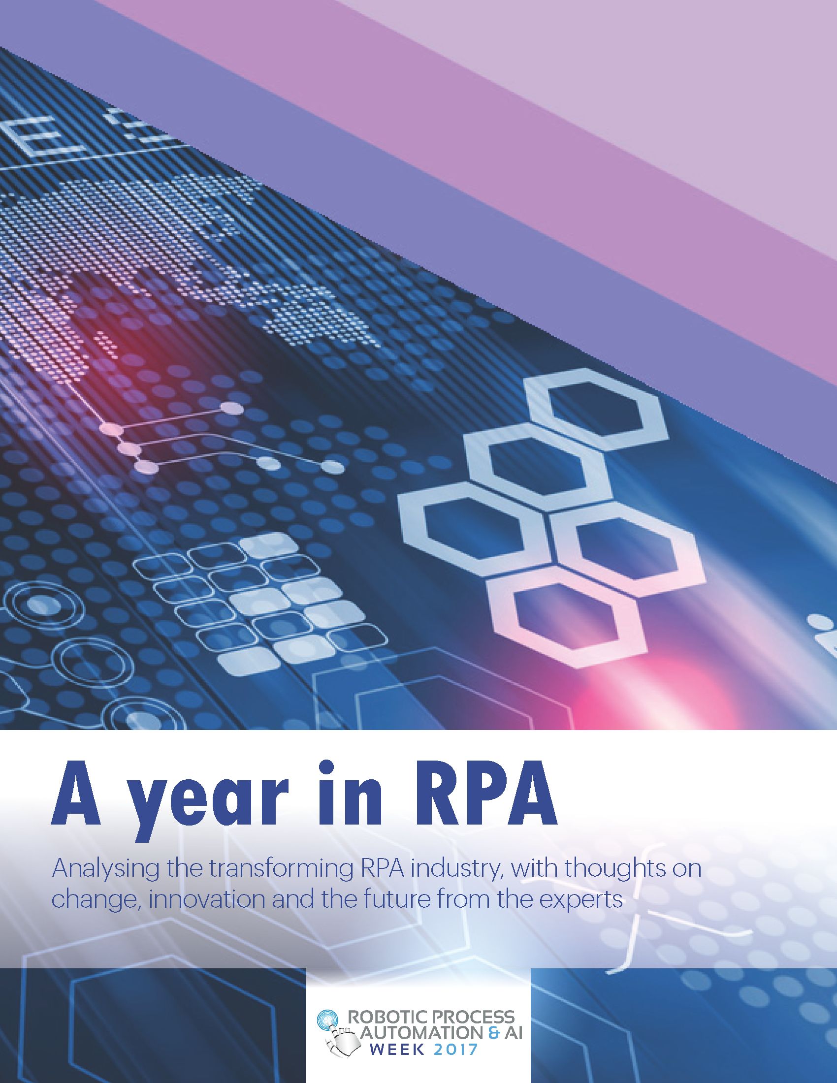 A Year in RPA: Analysing the transforming industry