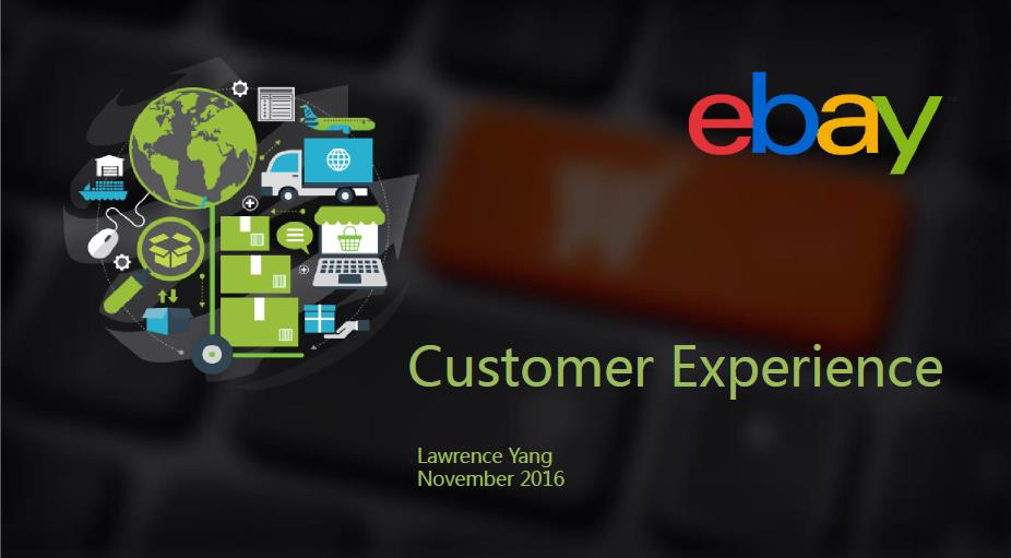 Customer Experience in eBay