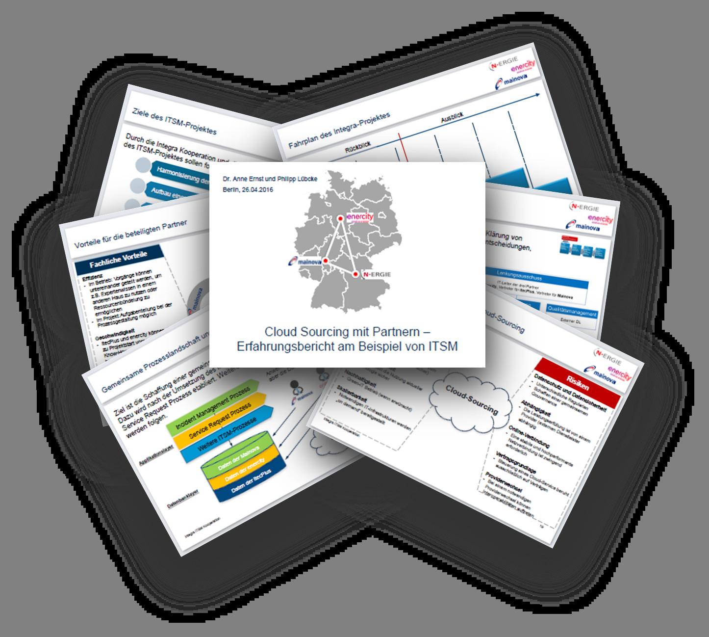 Effizienter durch Synergien und Kooperationen