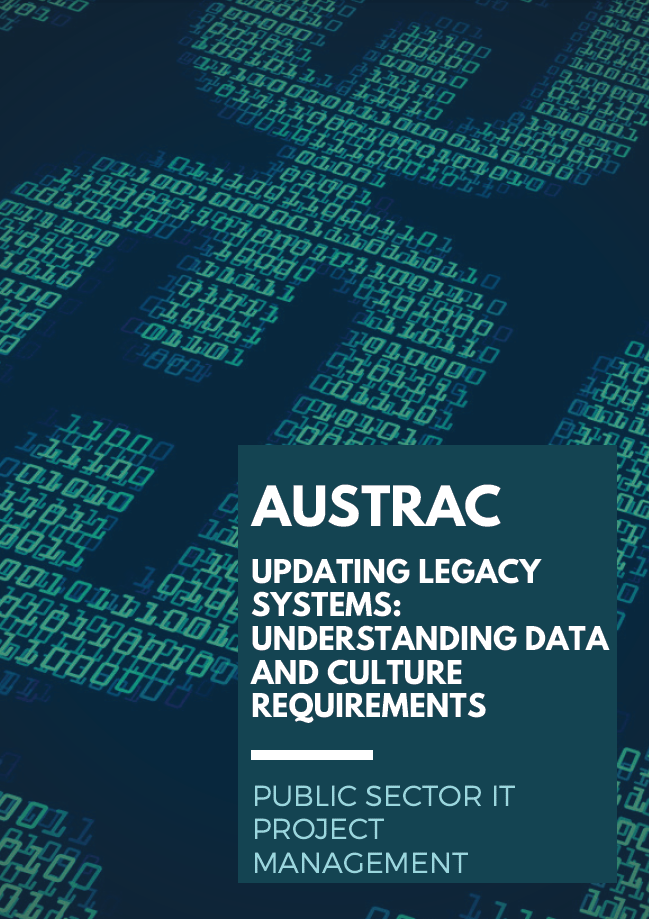 Updating Legacy Systems: Understanding Data and Culture Requirements
