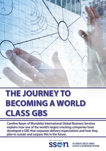 The Journey to Becoming a World Class GBS - An Interview With Mondelez