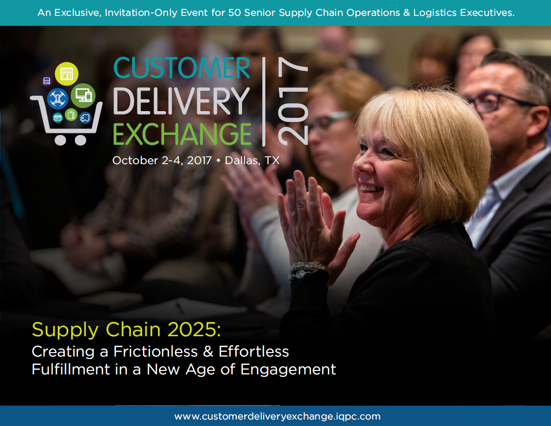 Customer Delivery Exchange Agenda