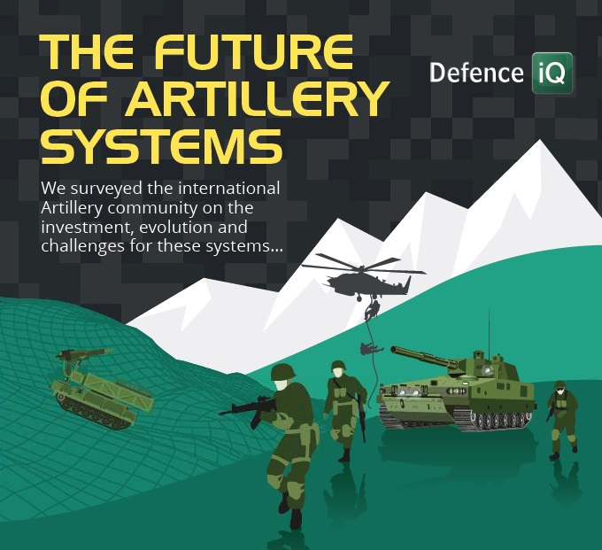 Infographic: The Future of Artillery Systems