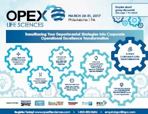 Operational Excellence for Life Sciences Summit Agenda