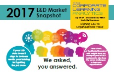 2017 Corporate Learning Analytics -   L&D Market Snapshot