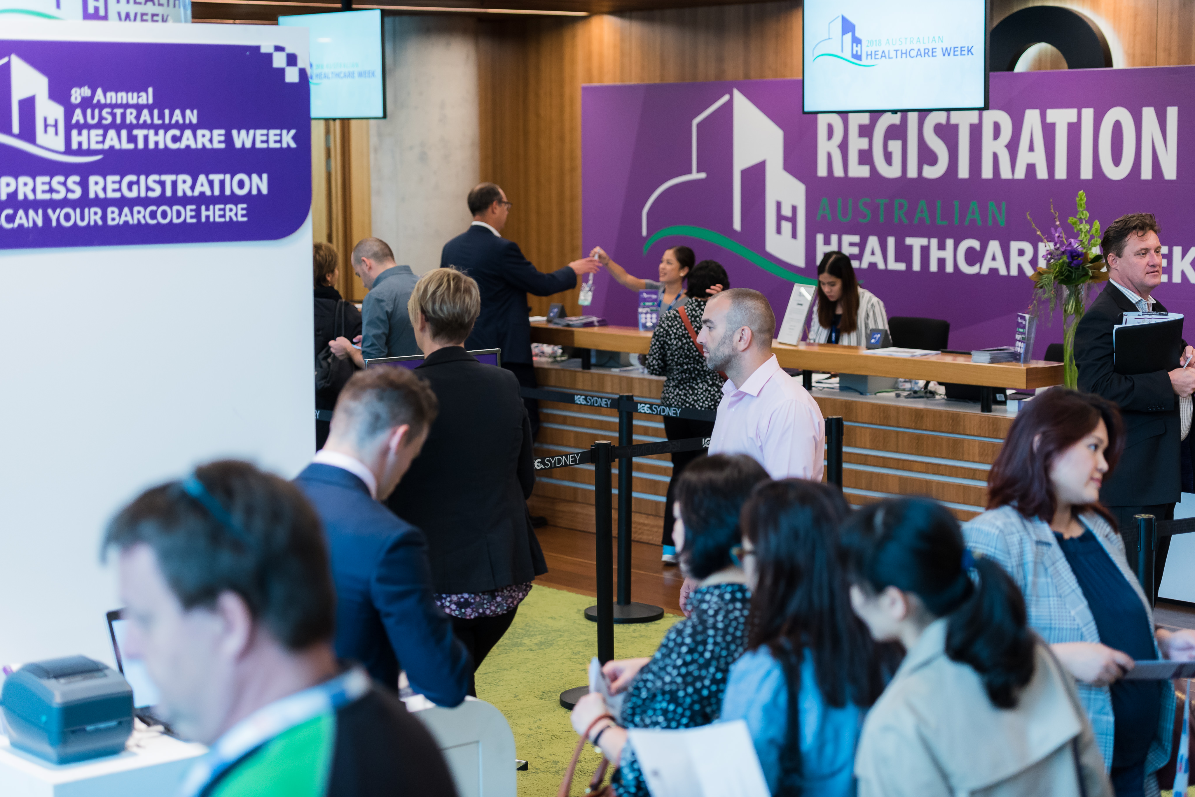 Day One Highlights: Australian Healthcare Week 2018