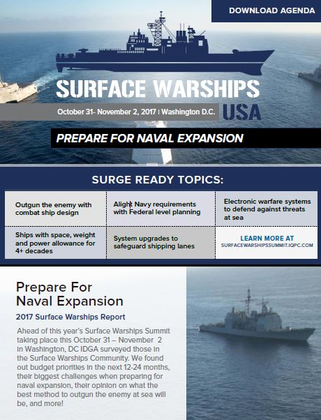 2017 Surface Warships Industry Report