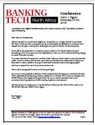 Agenda Preview - Banking Tech North Africa