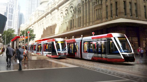 Why Sydney's new light rail trams won't carry passengers on inner west line