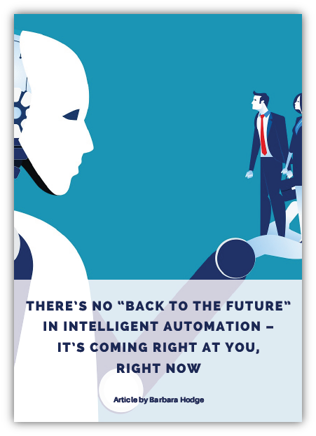 2 for 1 Article and Infographic: Robots are here to stay, resistance is futile