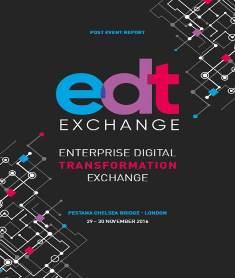 Enterprise Digital Transformation Post Event Report 2016