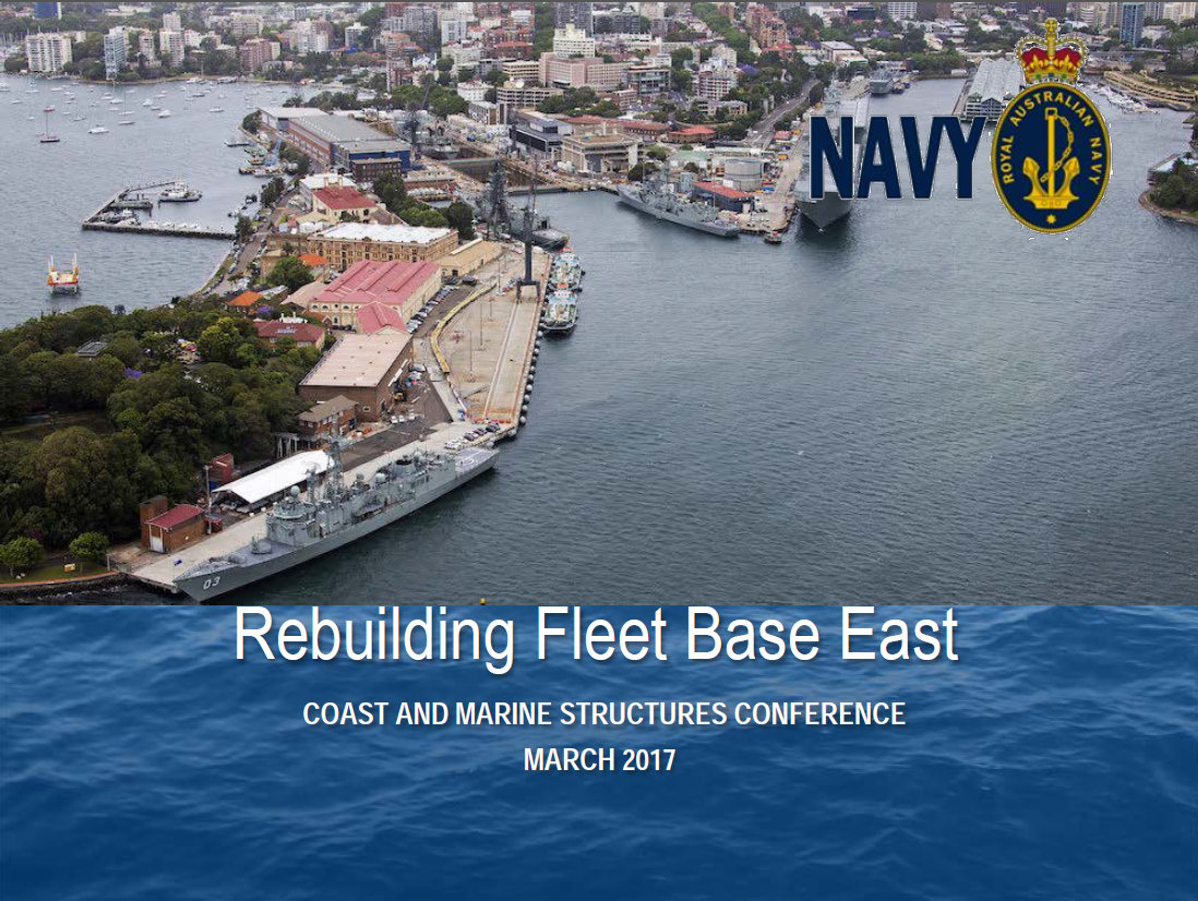 Retrofitting Existing Structures to Increase Wharf Capacity and Future-Proof Ports