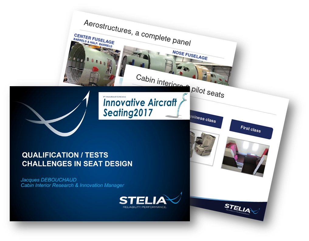 Seat Design: Qualification and tests challenges