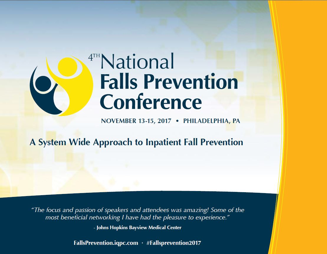 National Falls Prevention - Agenda