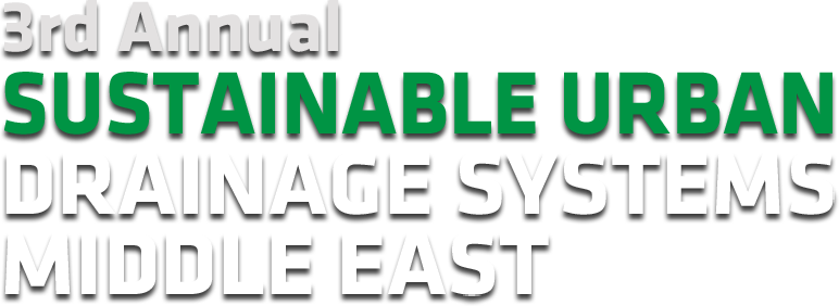 3rd Annual Sustainable Urban Drainage Systems Middle East