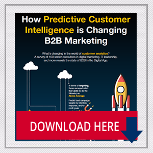 Infographic: How Predictive Customer Intelligence is Changing B2B Marketing