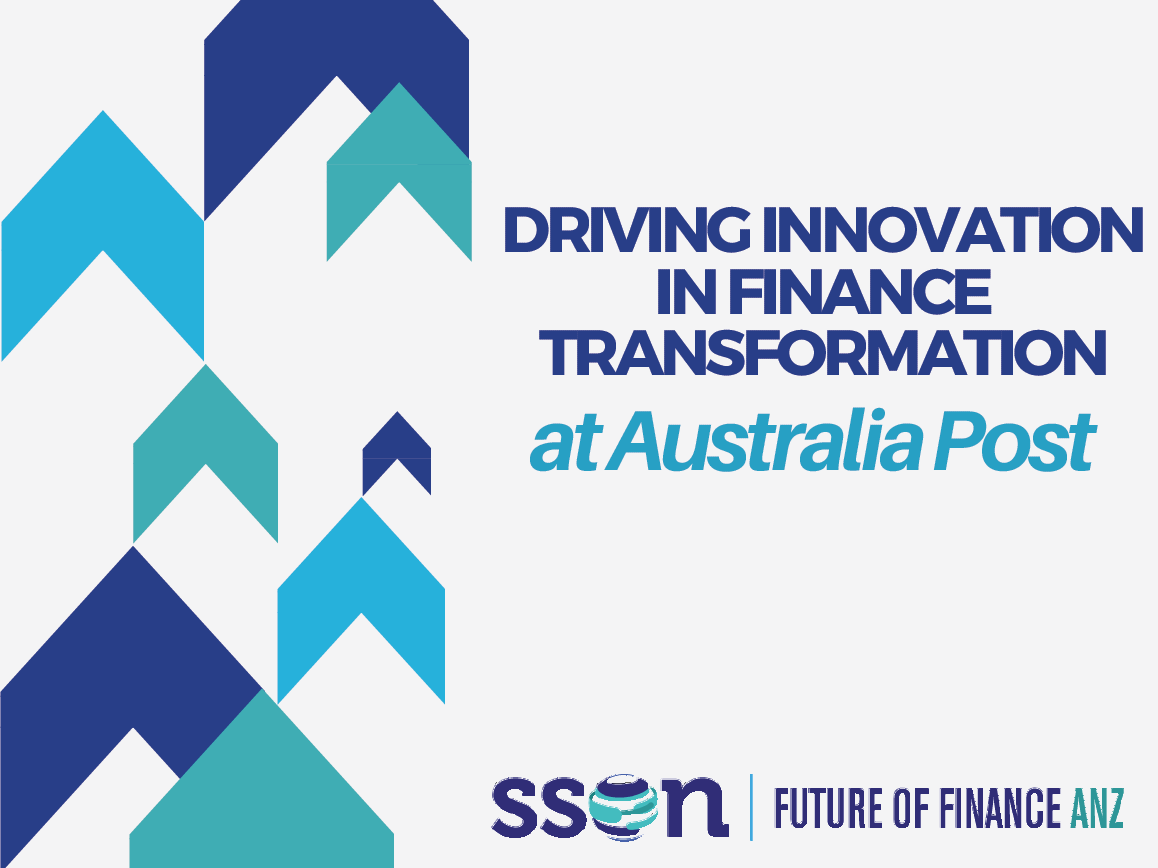 Driving innovation in finance transformation at Australia Post