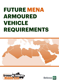 Future MENA Armoured Vehicle Requirements