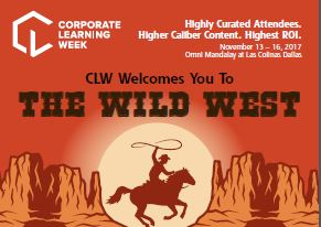 Welcome to the Wild West! 2017 CLW Experience Infographic