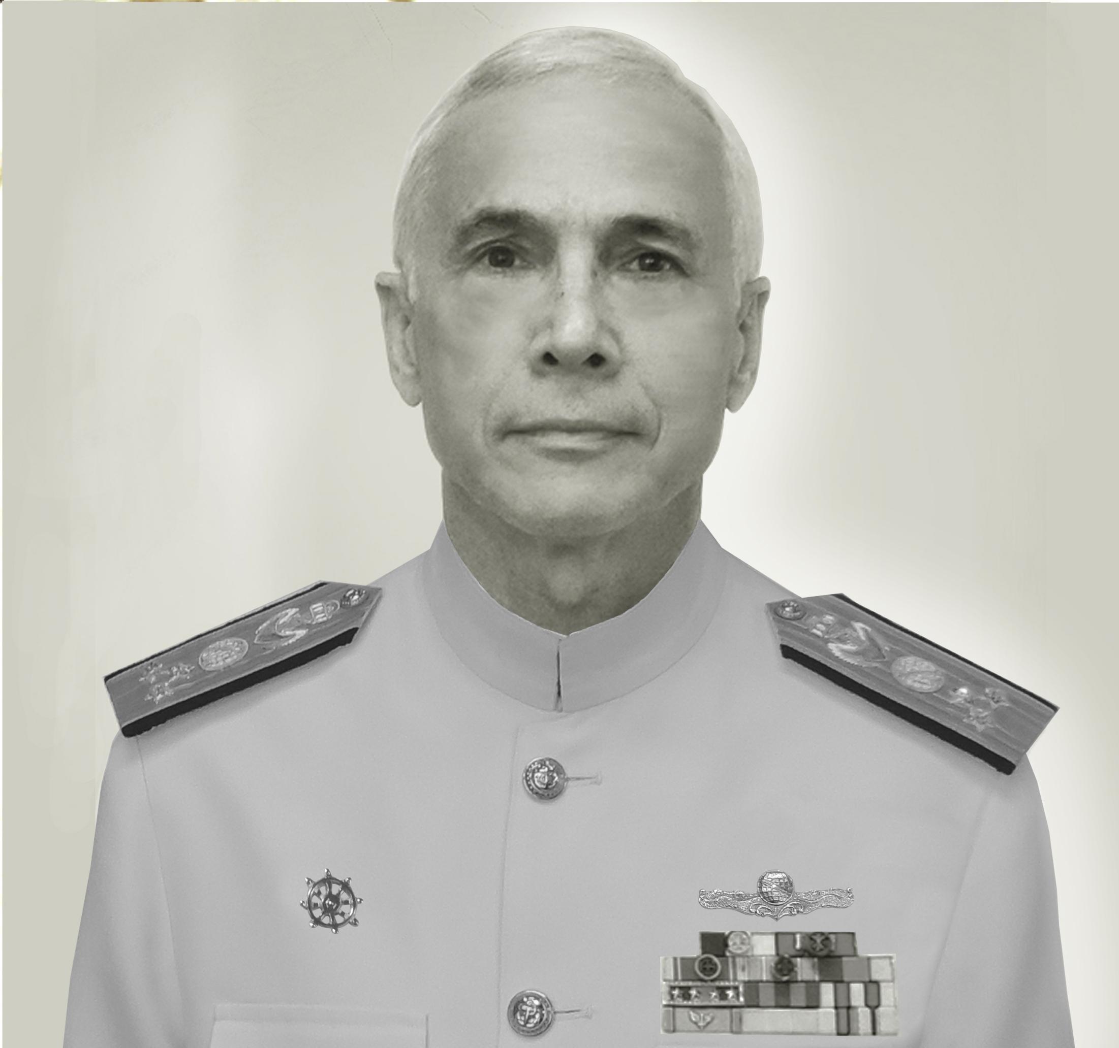 Vice-Admiral (Rtd) Francisco DEIANA