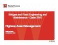 Highway Asset Management