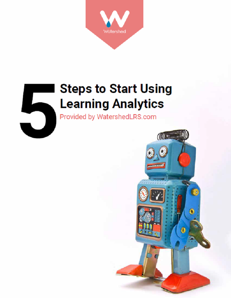 5 Steps to Start Using Learning Analytics