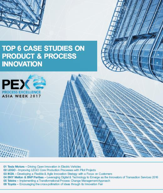 Top 6 Case Studies on Product and Process Innovation