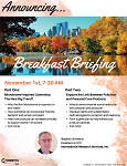 Cosmetic Compliance's Breakfast Briefing!