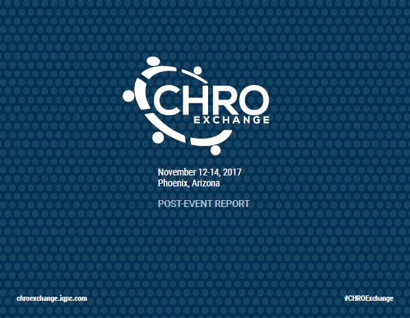 2017 CHRO Post Event Report