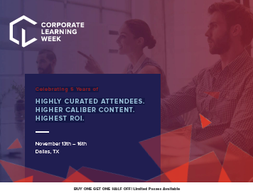 Corporate Learning Week Program