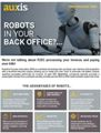 Robots in your Back Office?