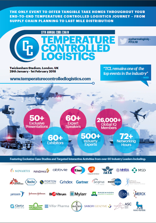 Temperature Controlled Logistics 2019 Draft Agenda