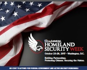 Homeland Security Week 2017 - Agenda at a Glance