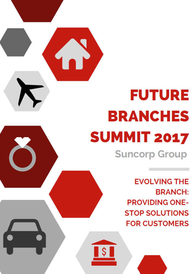Suncorp: Evolving the Branch: Providing One-Stop Solutions for Customers