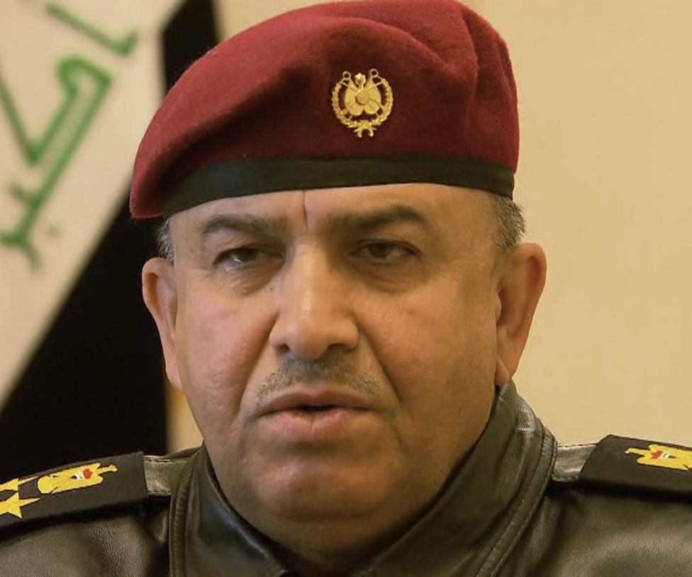 Lieutenant General Talib al-Kinani al-Kinani