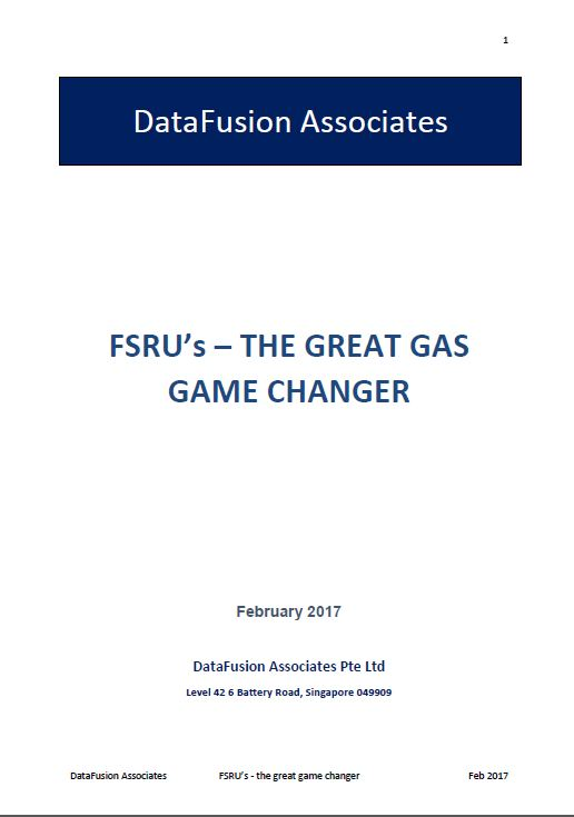 FSRU's - The Great Gas Game Changer