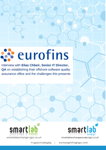 Eurofins Interview: Establishing an Offshore Software Quality Assurance Office
