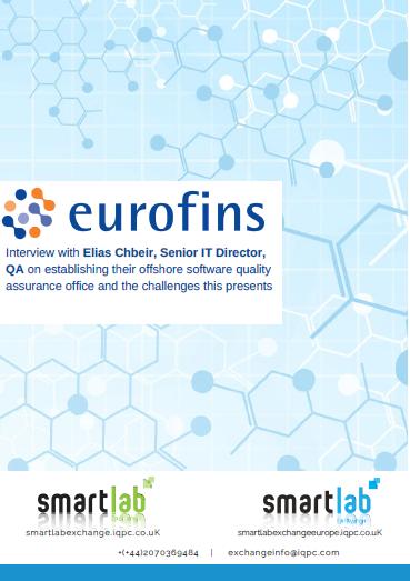 Eurofins Interview: Establishing an Offshore Software Quality Assurance Office