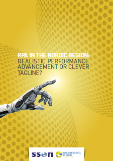 RPA in the Nordic Region: Realistic Performance Enhancement or Clever Tagline?