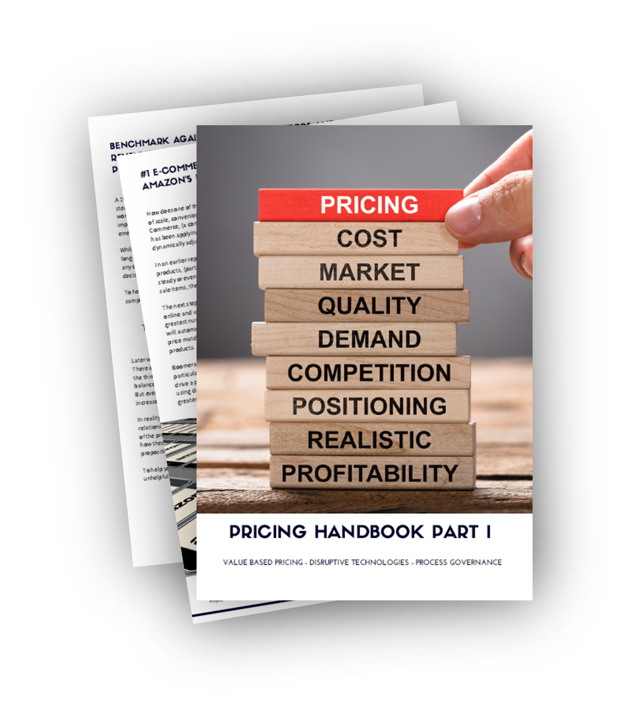 The Pricing Handbook - Case studies from Amazon, Apple and American Airlines