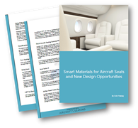 Smart Materials for Aircraft Seats and New Design Opportunities