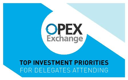 OPEX Exchange Chicago Top 10 Investment Priorities 2017