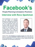 Facebook's People Planning & Analytics Practices: Interview with Ross Sparkman