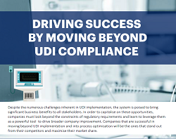 Driving success by moving beyond UDI compliance