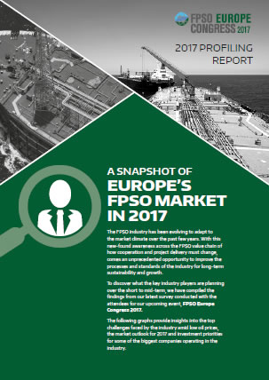 A Snapshot of Europe's FPSO market in 2017