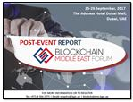 Post-Event Report: Blockchain Middle East Forum 2017