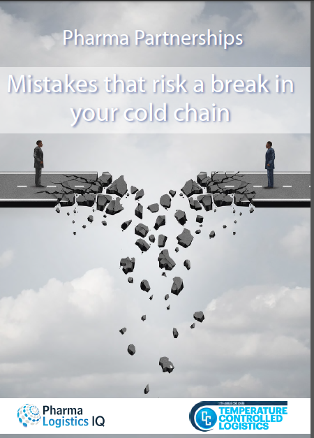 Pharma partnerships - Mistakes that risk a break in your cold chain