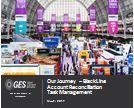 The GES Journey  – BlackLine Account Reconciliation Task Management