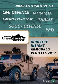Armoured Vehicles Industry Insights - 2017